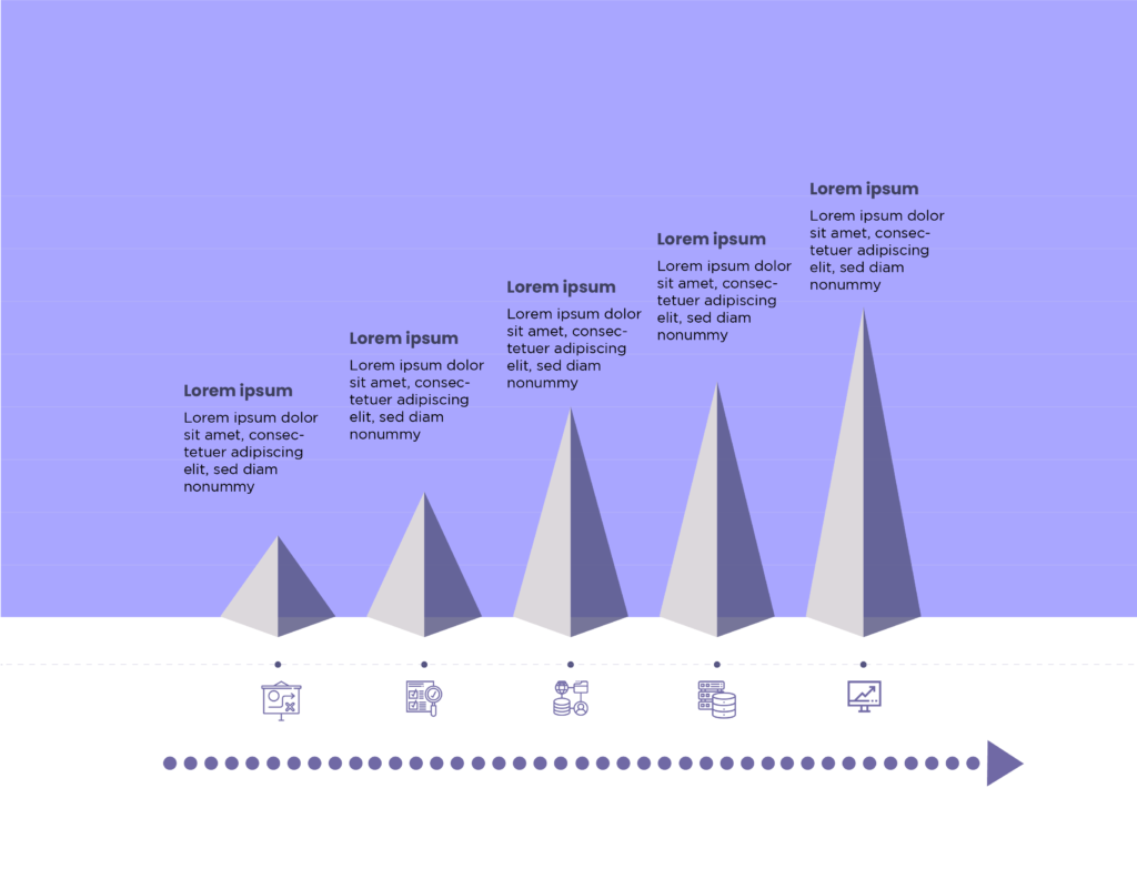 Pyramid Infographic