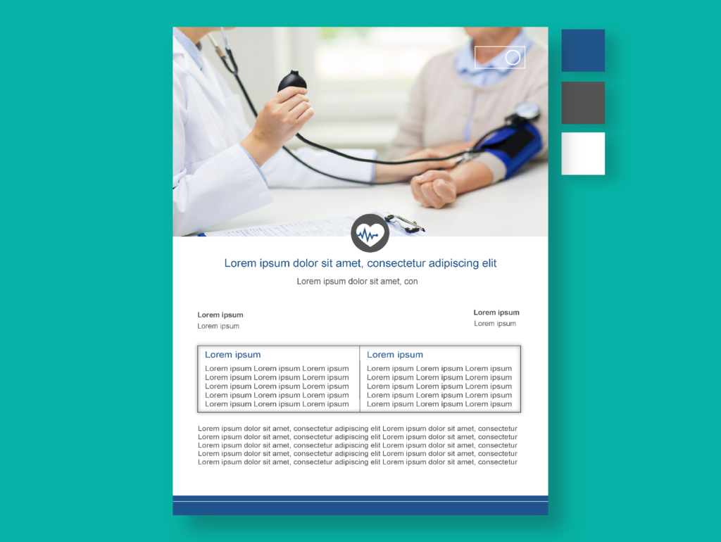 Healthcare Cover Page, BidsandBeyond