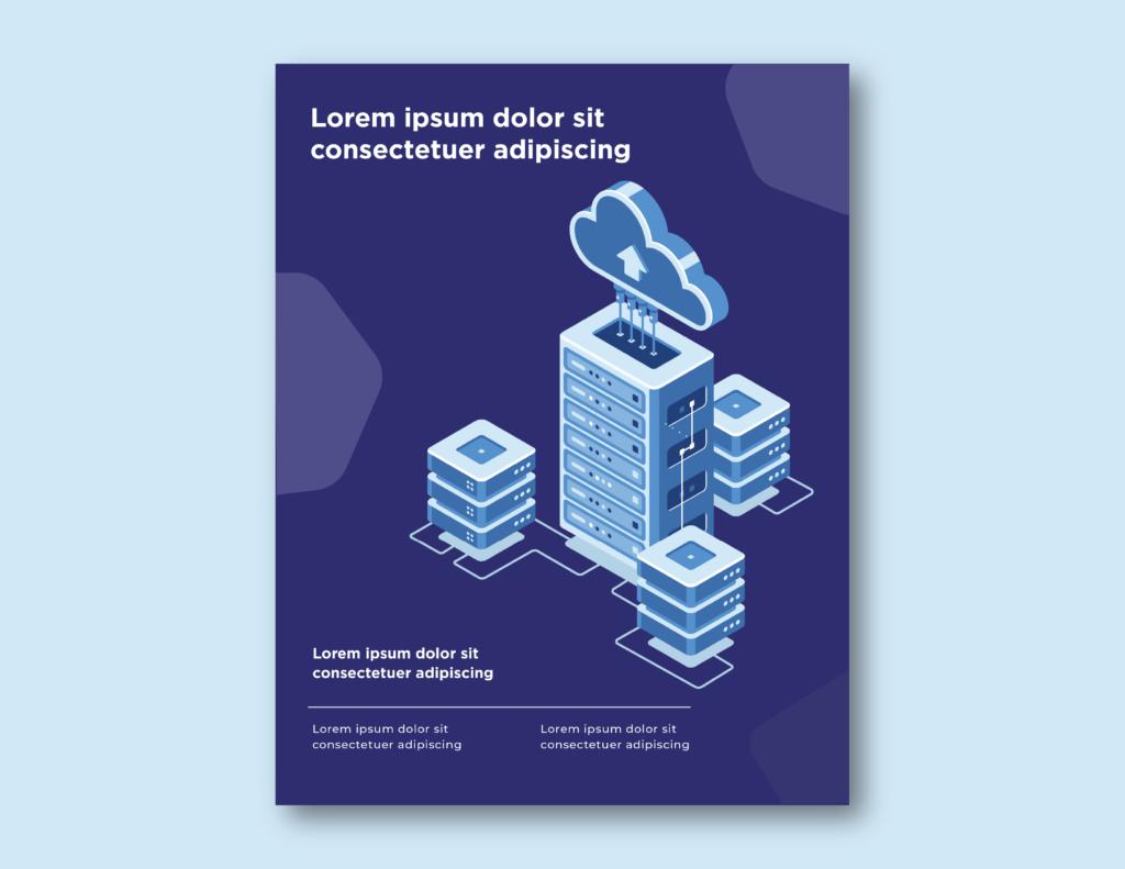 Cloud Storage Cover Page, BidsandBeyond