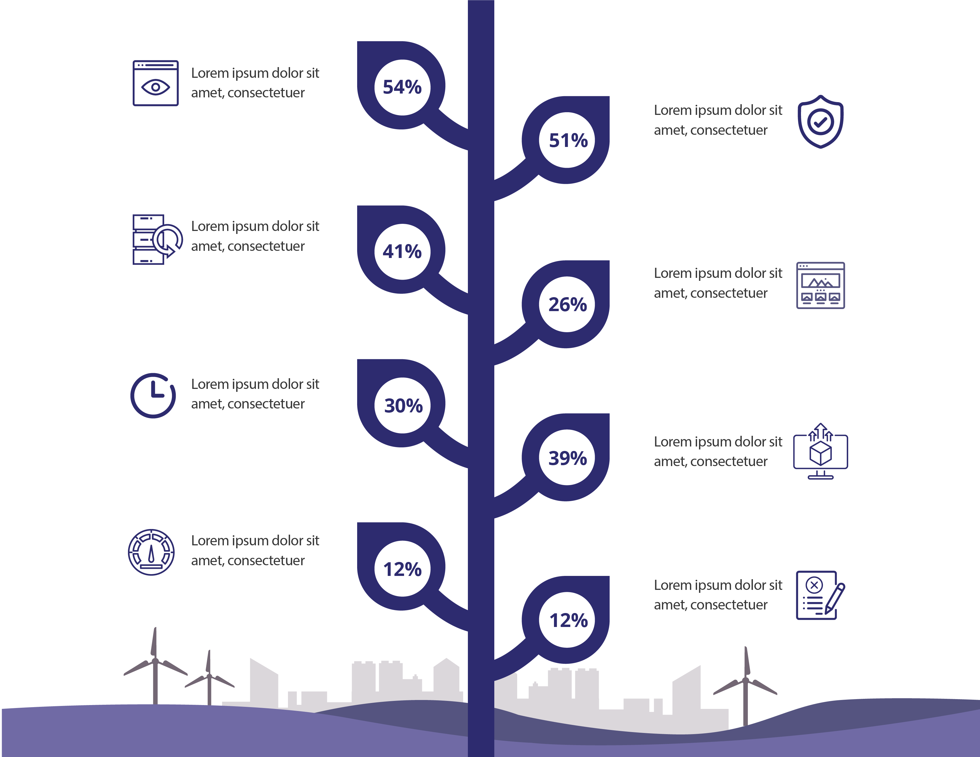 Growing Plant Graphic, Bids and Beyond
