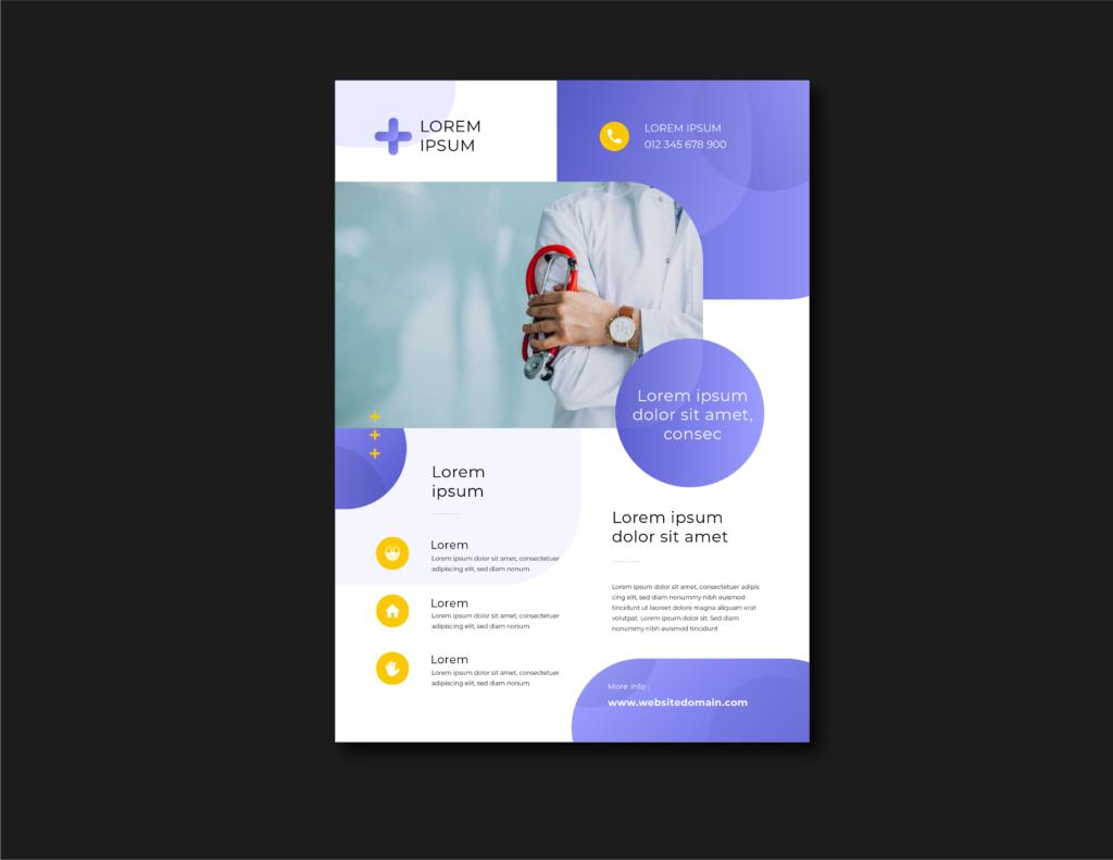 Medical Help Cover Page, BidsandBeyond
