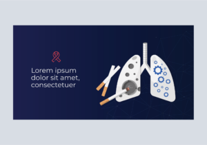 Lungs Cancer Graphic, Bids and Beyond