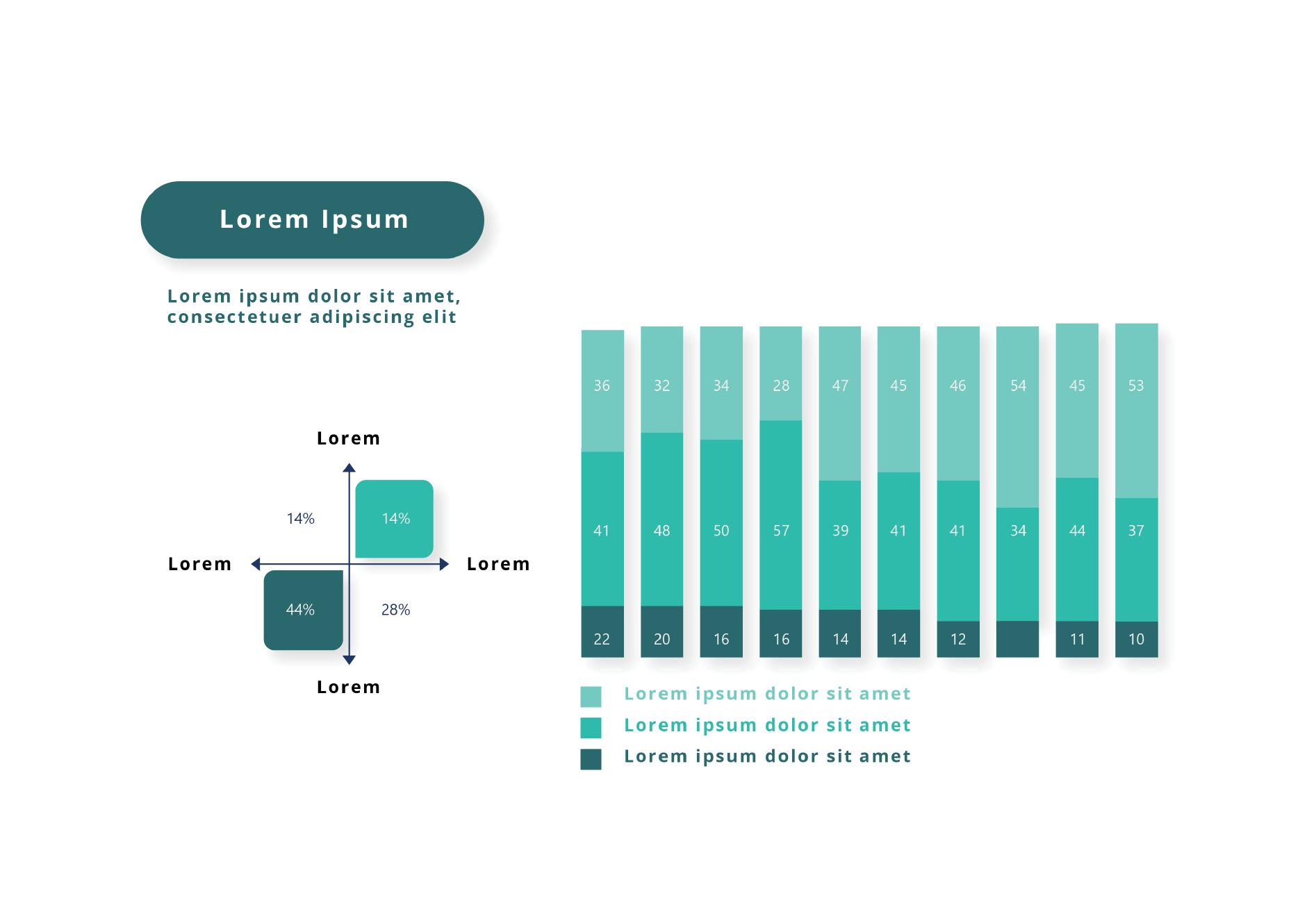 Statistics Info-Graphic, Bids and Beyond