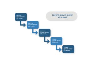 Steps Graphic, BidsandBeyond