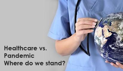 Healthcare Vs Pandemic