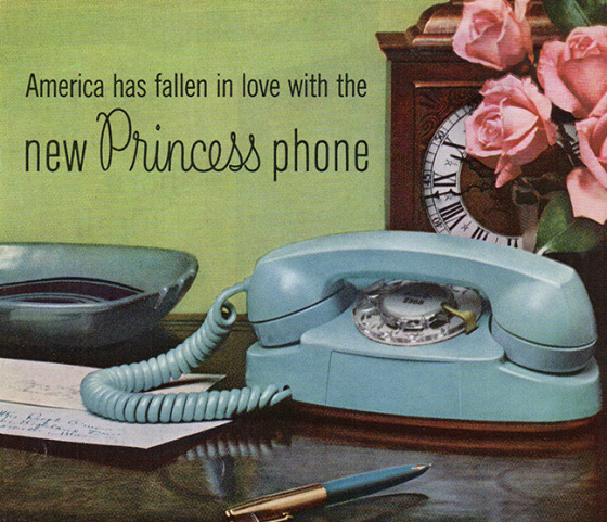 The Princess Telephone