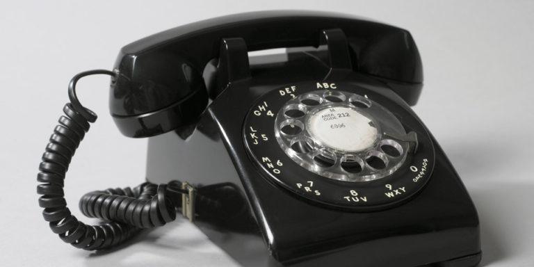 Telephone's model 500