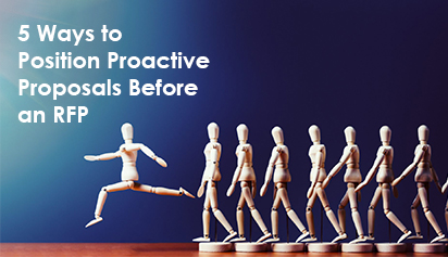 5 Ways to Position Proactive Proposals